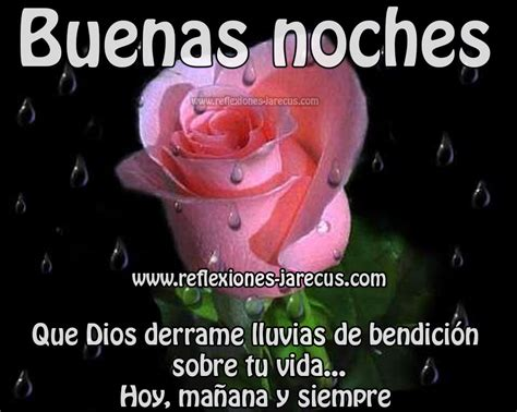 imagenes de buenas noches con bendiciones de dios buenas noches dios derrame bendiciones sobre tu vida