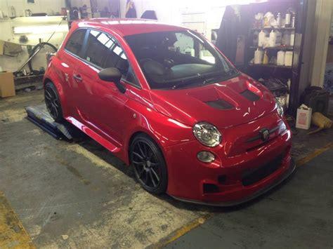 tmc motorsport abarth 595 widebody page 2 rms motoring