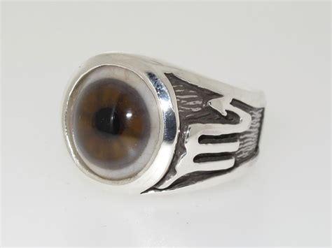 Ring Piston Scorpio Asli zodiac eyeball ring scorpio alfred albrizio inc