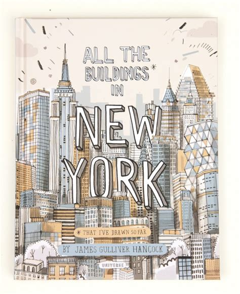 all the buildings in new york book gulliver hancock