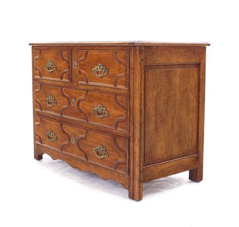 solid wood three drawer chest of drawers for sale