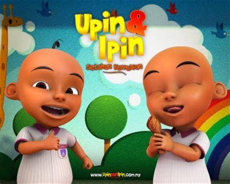 film upin ipin yang lama serial film animasi upin ipin setahun kemudian