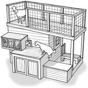 goat barn floor plans goat barn blueprints images