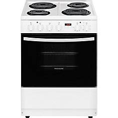 24 inch electric cooktop frigidaire frigidaire 24 inch freestanding electric range