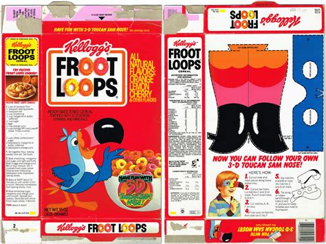template packaging lop fruit loops cereal box www imgkid com the image kid