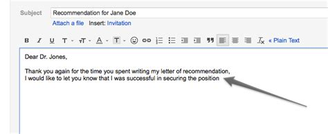 Recommendation Letter Via Email Email Requesting A Recommendation Search Results Calendar 2015