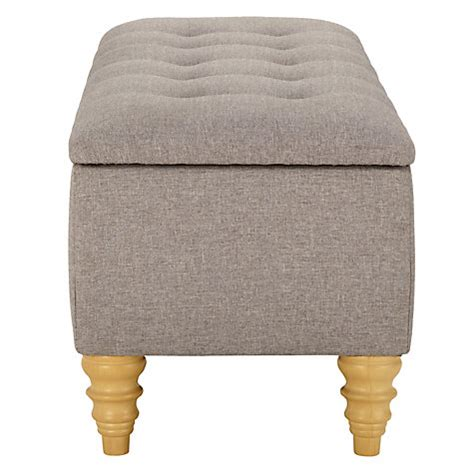 Fabric Covered Ottoman by Buy Lewis Rouen Fabric Covered Ottoman Blanket Box