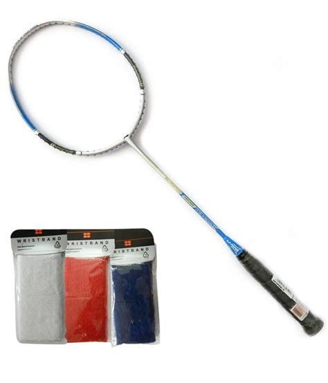 Li Ning Import 4 li ning g power 1200 s2 badminton racquet with imported wrist band buy at best