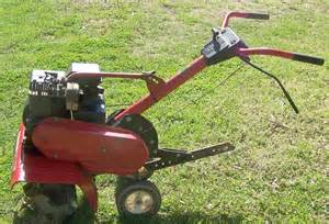 5 hp briggs stratton engine mtd tiller garden plow