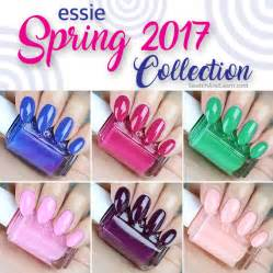 spring 2017 essie spring 2017 collection swatches amp review swatch