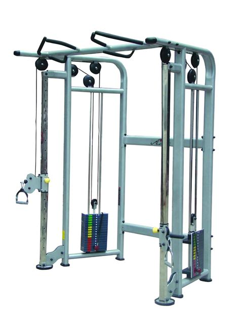 cable crossover fitness machine pass sgs purchasing