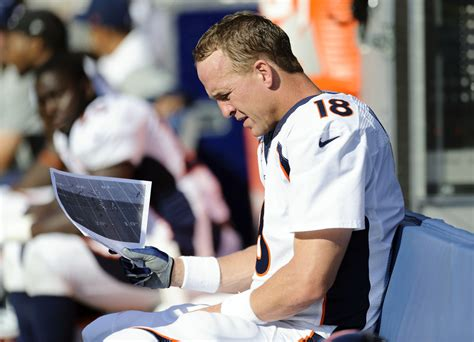 peyton manning bench press three and out previewing week 5 s must watch games usa