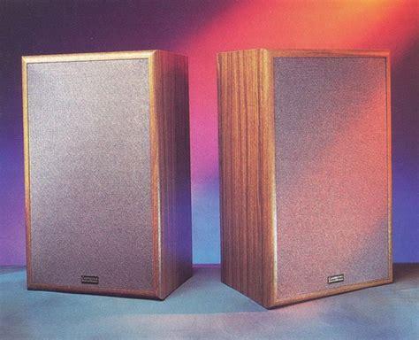 Cambridge Bookshelf Speakers by Cambridge Soundworks Model Six Bookshelf Speakers Review