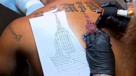 tattoo nightmares rivals elimination tattoo spines part iii ink master video
