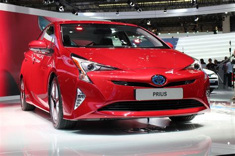toyota 2016 models usa 2016 toyota prius some model and trim level information