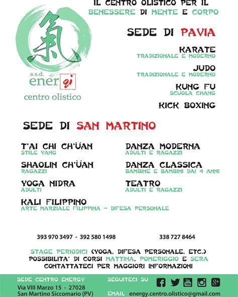 kick boxing pavia energy centro olistico pavia il portale dello sport