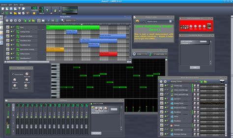 tutorial linux multimedia studio lmms the linux multimedia studio linux journal