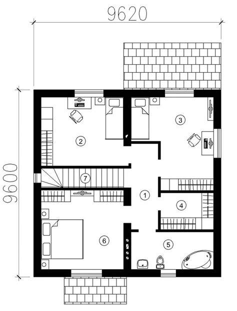 u shaped home with unique floor plan gurus floor