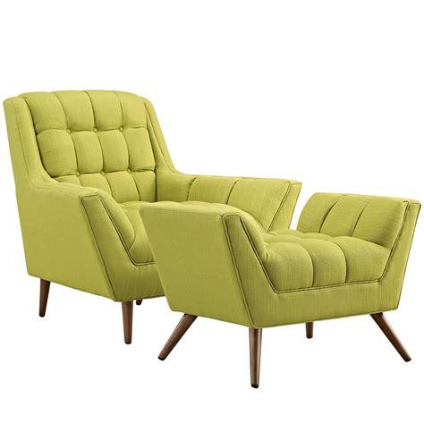 modern armchair with ottoman response mid century modern armchair w matching ottoman