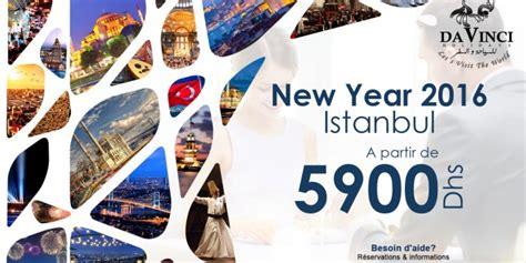 istanbul  year  voyage organise  partir de