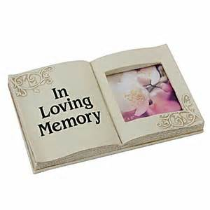 in loving memory graveside grave memorial gift ornament