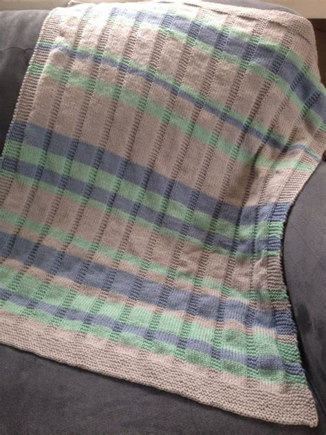 free pattern knit baby blanket simple striped baby blanket free pattern alaska knit nat