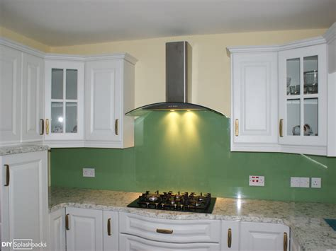 Island Bar For Kitchen by Green And Blue Glass Splashbacks