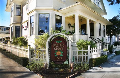 monterey ca bed and breakfast the pacific grove inn bed and breakfast pacific california