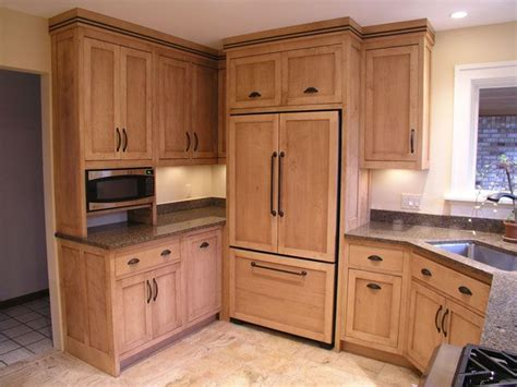 Handcrafted Cabinetry - amish custom cabinetry kitchen remodel ideas