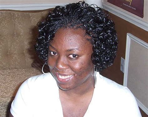 Pictures Of The Best African American Invisible Braids | african hair braiding invisible braids