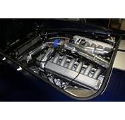 BMW V12 In An AC Cobra