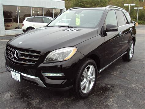 Used 2013 Mercedes Benz Ml350 4matic 350 4matic For Sale