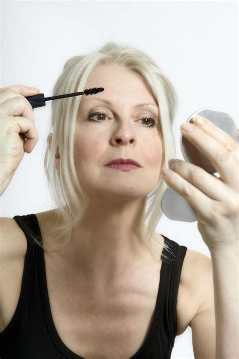 women over 45 make over older women makeup 25 tips for women over 50
