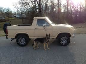 85 Ford Bronco 85 Bronco Ford Truck Enthusiasts Forums