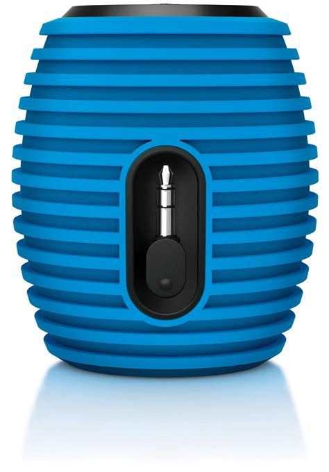 Speaker Mini Philips portable speaker sba3010blu 37 philips