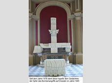 Die Gedächtniskapelle in der Kathedrale St. Trinitatis ... K