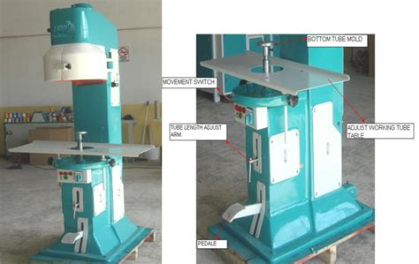 Paper Cover Machine - composite cans production line paper machinery