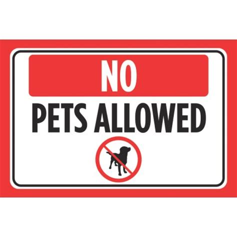 are dogs allowed in walmart no pets allowed black picture horizontal window business office store front poster