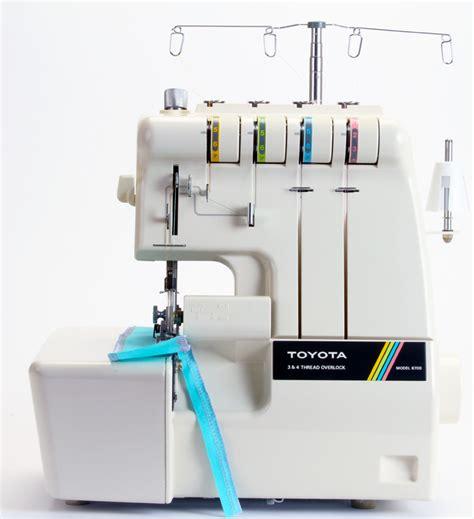 toyota serger sewing machine model