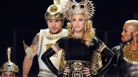 Madonnas Televised Appearance by The Madonna S Elaborate Givenchy Bowl