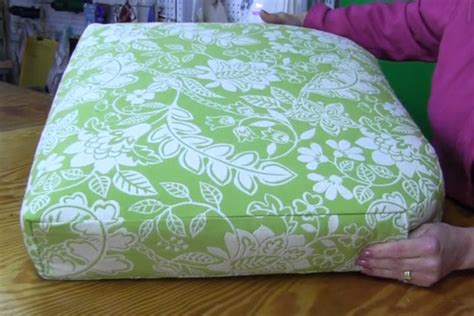 how to make cushion slipcovers cushion cover bullnose cushion kim s upholstery