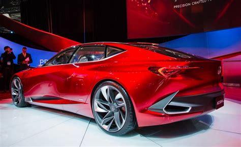 acura precision concept photos and info news car and