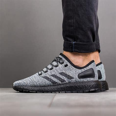 Adidas Pureboost Grey Black s shoes sneakers adidas pureboost all terrain quot grey