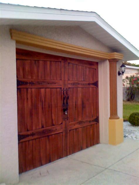 78 Images About Garage Door Mural On Pinterest Gardens Faux Finish Garage Doors