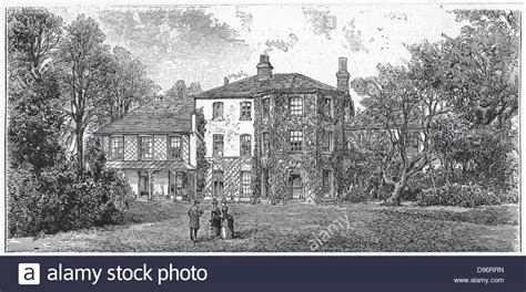 houses to buy darwin charles darwin 1809 1882 down house near beckenham kent home of stock photo