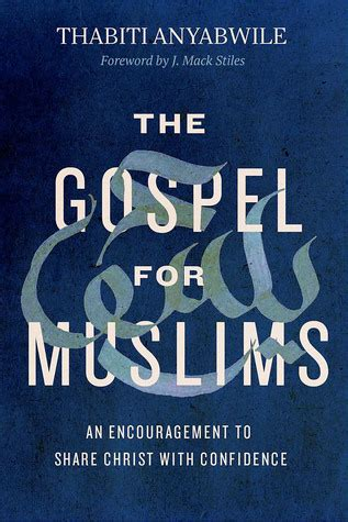 the gospel for muslims an to with confidence books operation actually read bible book review the gospel for