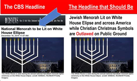 menorah house christian christmas symbols outlawed jewish menorahs erected the jewish