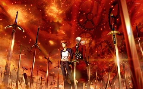 wallpaper anime fate stay night fate stay night 4 wallpaper anime wallpapers 42797