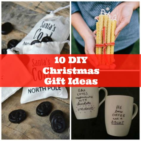 10 diy christmas gift ideas craft like this