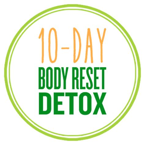 Reset Detox Diet by 10 Day Reset Detox
